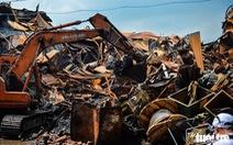 Quá nhiều chất thải nhiễm thủy ngân, phải lùi ngày tẩy ô nhiễm ở Rạng Đông