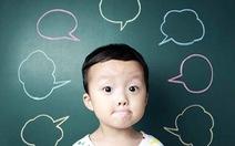 Con chậm nói: Trước mắt là điều trị bố mẹ