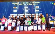Saigontourist tổ chức ngày hội trung thu cho 1.000 thiếu nhi