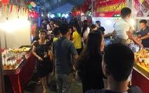 Hơn 7.000 công nhân đất Cảng náo nức với 'phiên chợ nghĩa tình'