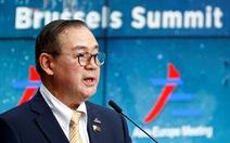 Philippines nói Trung Quốc đã bớt khăng khăng loại 'nước ngoài' khỏi Biển Đông