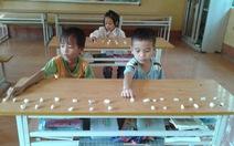 Sách tiếng Việt công nghệ giáo dục: 'Nói khó, hãy hỏi trẻ con'