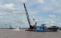 Giám đốc Sở TN-MT An Giang bị cảnh cáo vì cấp phép khai thác cát không rõ ràng