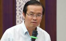 TP.HCM trao quyết định cho 5 thành ủy viên