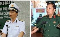 Thủ tướng bổ nhiệm hai phó tổng tham mưu trưởng quân đội