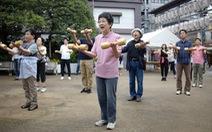 Ngày kính lão ở Nhật Bản và bài toán dân số già