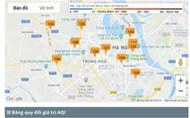 Hà Nội đang trong những ngày ô nhiễm không khí cao
