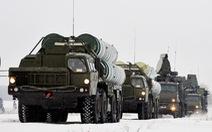 Nga triển khai tên lửa S-400 tới Bắc Cực