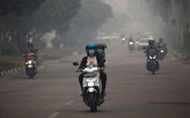 Khói bụi cháy rừng, Indonesia đóng cửa hàng loạt trường, mở thêm trạm y tế