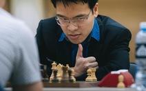 Lê Quang Liêm đánh bại đương kim vô địch châu Âu