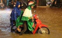 Cả nước mưa, TP.HCM và nhiều tỉnh nguy cơ ngập, lở đất
