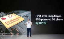 OPPO sẽ bán sản phẩm 5G đầu tiên tại Việt Nam vào năm 2020?