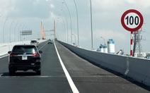 Đặt biển báo tốc độ: cho phép độ linh động cao hơn