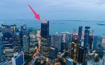 Bên trong tòa nhà cao nhất Singapore có bể bơi vô cực nhìn toàn cảnh thành phố