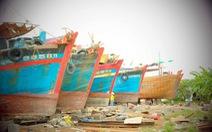 Lửa nghề truyền mãi ngàn sau - Kỳ 4: Đau đáu làng đóng tàu Cổ Lũy