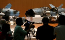 Chuyên gia Nga: 'Tên lửa do Iran chế tạo không có nghĩa do Iran phóng'