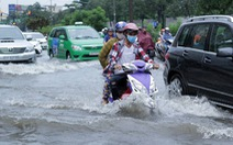 Nâng mặt đường Nguyễn Hữu Cảnh thêm 1,2m, nhà dân sẽ ra sao?