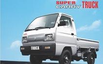 Xe tải nhẹ Suzuki Carry - lựa chọn hàng đầu cho vận chuyển lộ trình ngắn
