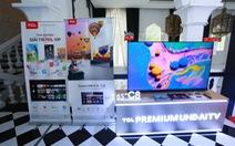 TCL ra mắt tivi Premium UHD AI C8 với công nghệ AI