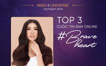 Thúy Vân chiến thắng tại cuộc thi ảnh 'Miss Universe Online'