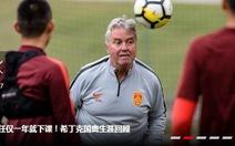 Báo Trung Quốc: 'HLV Hiddink bị sa thải là do ở Hà Lan nhiều hơn ở... Trung Quốc'
