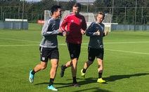 Văn Hậu có buổi tập đầu tiên với 'Messi Croatia' ở Hà Lan