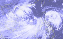 3 áp thấp dồn dập trên biển, miền Trung đối mặt mưa gió dị thường
