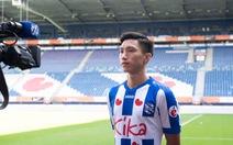 Văn Hậu trả lời phỏng vấn CLB Heerenveen: 'Tôi là người ghét sự thua cuộc'