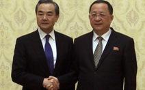 Giữa lúc Mỹ - Trung căng thẳng, Mỹ - Triều bế tắc, ông Vương Nghị thăm Triều Tiên
