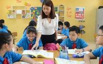 Rộng cơ hội xét vào biên chế cho giáo viên hợp đồng