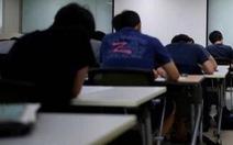 Khiển trách 7 đảng viên công an tỉnh có con được nâng điểm thi