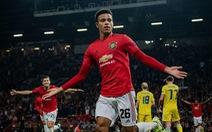 CĐV Manchester United 'phát cuồng' với khoảnh khắc làm nên lịch sử của Greenwood