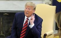 Ông Trump thông báo áp trừng phạt 'cao nhất' lên Iran
