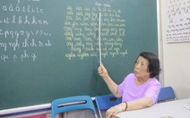 Bà giáo Côi 1/4 thế kỷ mang chữ đến trẻ thiểu năng, tự kỷ