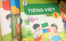 Sách giáo khoa Tiếng Việt - Công nghệ giáo dục bị loại từ vòng đầu thẩm định