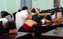 145 thanh niên dương tính với chất ma túy trong quán bar Ozone