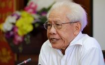Trung tâm của GS Hồ Ngọc Đại gửi kiến nghị lên Thủ tướng bày tỏ bức xúc về bộ sách bị loại