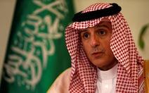 Iran dọa chiến tranh toàn diện, Ngoại trưởng Saudi Arabia nói 'thật buồn cười'