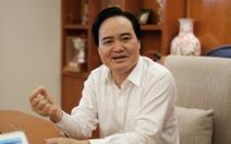 Bộ trưởng Phùng Xuân Nhạ trực tiếp phụ trách giáo dục mầm non