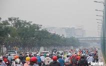 Bụi mịn đe dọa sức khỏe người dân TP.HCM