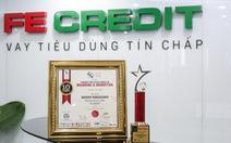 FE CREDIT được 3 giải thưởng tại lễ trao giải CMO ASIA 2019
