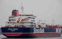 Iran có thể sớm thả tàu chở dầu mang cờ Anh Stena Impero