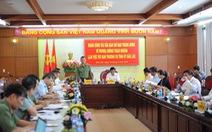 Bộ trưởng Tô Lâm làm việc về phòng chống tham nhũng tại Đắk Lắk