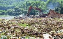 Quảng Nam đổi vị trí xây dựng lò đốt rác vì 'cấn' đất quốc phòng