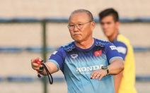 Tiền vệ Hùng Dũng: 'HLV Park Hang Seo tiếc vì Hà Nội FC bị loại ở AFC Cup'