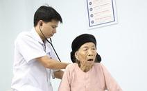 Cứu sống bà cụ 101 tuổi bị nhồi máu cơ tim cấp
