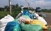 Quảng Nam vận động dân ngừng chặn đường xe rác gây ô nhiễm suốt hai tháng