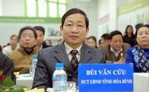 Cảnh cáo phó chủ tịch tỉnh Hòa Bình vụ gian lận thi cử