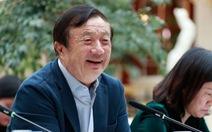 CEO Huawei: 'Trên đường đua 5G, Mỹ hiện chưa có gì giống vậy'