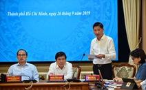 TP.HCM kiến nghị thẩm định nguồn vốn hai dự án metro